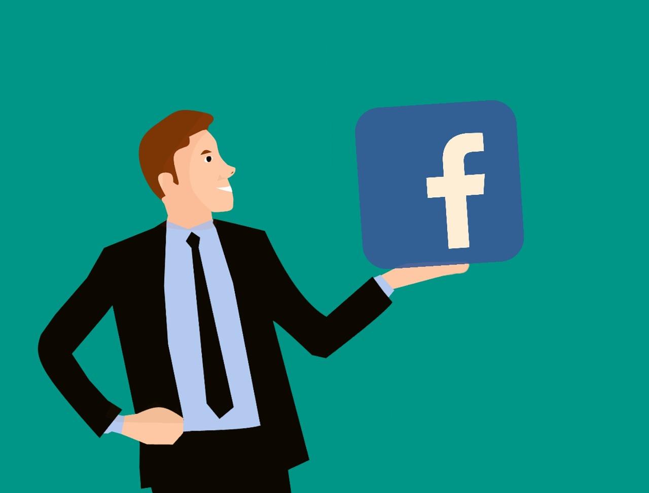 עמוד עסקי בפייסבוק